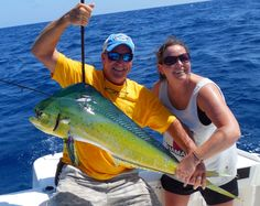 No wonder fishing is this couple's favorite way to #PlayAtHawksCay!