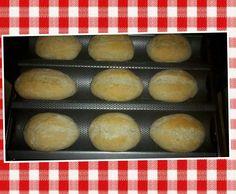 Rezept Aufbacksemmeln von chicapepita - Rezept der Kategorie Brot & Brötchen