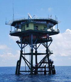 #Lighthouses of the Spratly Islands http://dennisharper.lnf.com/