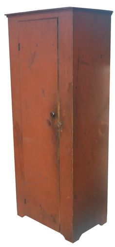 Early 19th century Pennslyvania Chimney Cupboard,