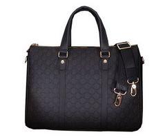 11a7a03517 #Gucci Guccissima cuir Business #Mallettes 86091 noir sac a main de #marque  luxe