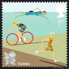 Triathlon by Adam Simpson (3rd Series July 27, 2011)