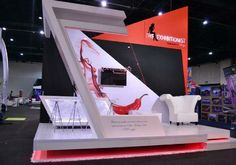 exhibition stand wall - Google Search