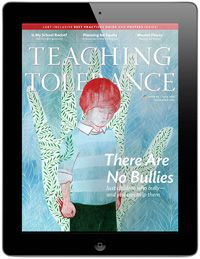 Spend a couple of hours reading compelling articles and lesson plans on the Teaching Tolerance website.