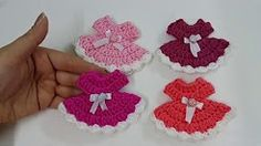 miniature au crochet - YouTube