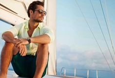 The British Modern Gentleman - A complete web with the latest news, interviews, articles, images, video about the British supermodel David Gandy