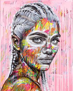 Oilpainting ap art in 2019 art gcse art sketchbook art alevel. Kunst Inspo, Art Inspo, Kunst Portfolio, Distortion Art, Contrast Art, A Level Art Sketchbook, Urbane Kunst, Art Alevel, Reflection Art