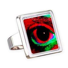 Square Ring on CafePress.com