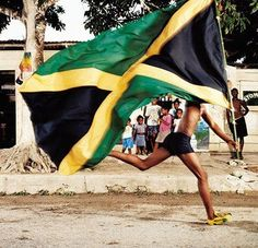 Jamaica- The people of Jamaica are so proud of their culture. I love it!