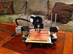 Printrbot, la impresora 3D de bajo coste