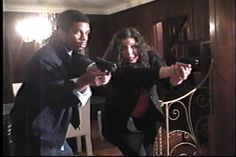 Back in 2005, AJ Epyx Productions produced a film rarely seen by the public. Now because of popular demand, The Evil Society has been dusted off from the archives, reedited, digitally restored, and made available for all fans of AJ Epyx Productions!  Written, directed, and starring Andre' Joseph (AJ Epyx Productions' Priceless, Dishonorable Vendetta), the story follows two FBI agents out to find a missing girl who has been abducted by the evil extra-terrestral named Sabu (Stephen D'Angelo)…