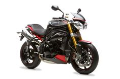 """Only 30 Triumph Speed Triple R """"Dark"""" Bikes for the UK"""