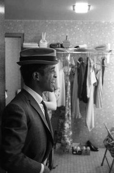 Sammy Davis, Jr., 1950s www.MadamPaloozaEmporium.com www.facebook.com/MadamPalooza