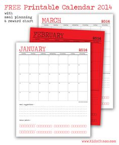 Pretty Unpretentious Free Printable Calendars  Crafty Printables