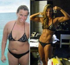 Huge transformation