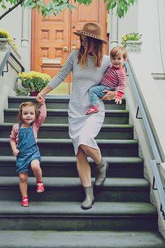 Waarom de ochtenden met je kinderen smoother gaan als je partner van huis is. #famme www.famme.nl