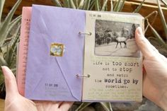 How to save cards you receive from the wedding... gotta do this!
