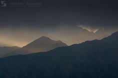 Mysterious mountains #Tatry #Poland #Carpathians