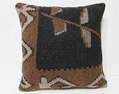 20x20 kilim pillow 20x20 large pillow case oversized throw pillow large kelim large throw pillow 50x50 kilim pillow large kilim pillow 25374
