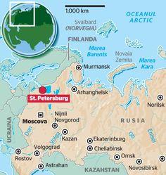 Spionaj turistic la Sankt Petersburg | adevarul.ro