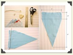 Bunting dimensions and Step by Step