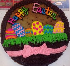 87 Best Cookie Cake Ideas Images In 2015 Cake Cake