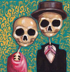 day-of-the-dead-couple.jpg 375×385 pixels