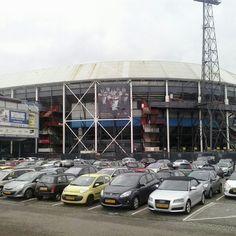 De kuip Feyenoord - Rotterdam - Nederland