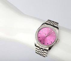 PINK Hello Kitty Watch
