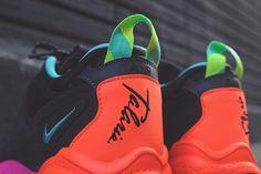 NIKE ZOOM TALARIA (ANTHRACITE/ORANGE/PINK) TBC | Sneaker Freaker