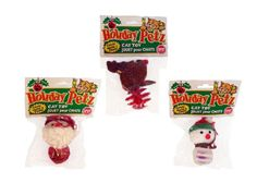 Christmas Holiday Catnip Cat Toys w/ attached bell - Perfect for Kittens -- Want to know more, click on the image. (This is an affiliate link and I receive a commission for the sales)