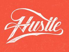 Hustle Script by Nathan Yoder