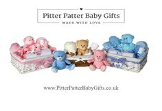 We are a nappy cake and baby hamper specialist. Looking for that perfect baby shower gift? Visit www.PitterPatterBabyGifts.co.uk