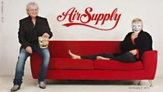 pic inside of Air Supply Live CD