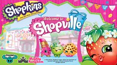 Shopkins Shopville App review