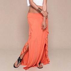 Seville Maxi Skirt from Picsity.com