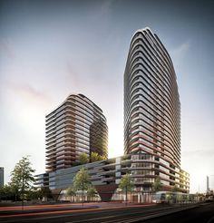 889 & 883 Collins Street - Koichi Takada Architects - Sydney