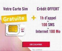 Virgin Mobile : 10000 cartes SIM gratuites avec 1h00 d'appels, 100 SMS et 100 Mo de data | Maxi Bons Plans
