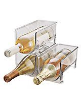 Stackable Wine Rack | Solutions I have these Perfect for white wine etc... In fridge