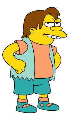 Nelson Muntz | Simpson Wiki en Español | Fandom powered by Wikia