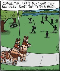 cartoon comics www.theargylesweater.com
