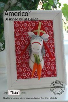 carrots for Sinterklaas's horse :)