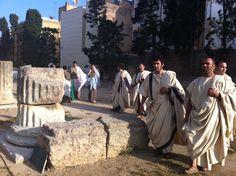 juicio romano en #TarracoViva