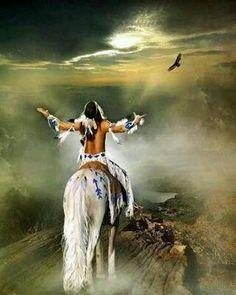 @solitalo Dios Todopoderoso, el Gran Dedo que no podemos evadir; el Trueno Rugiente que parte a los poderosos árboles: Señor que todo lo ve desde lo alto, incluso el rastro de los antílopes sobre l…