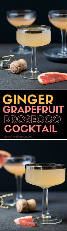 This Ginger Grapefru