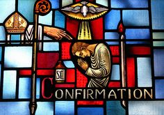 WHAT IS CONFIRMATION? Confirmation is the sacrament through which the Holy Spirit comes to us in a special way and enables us to profess our faith as strong and perfect Christians and soldiers of Jesus Christ. (+) John 16:7 {Nevertheless I tell you the truth: it is to your advantage that I go away, for if I do not go away, the Counselor will not come to you; but if I go, I will send him to you.}
