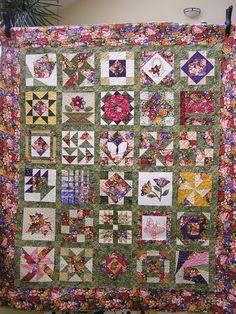 Five yard quilt | Western Washington Shop Hop 2015 | Pinterest ... : quilt shop hops - Adamdwight.com