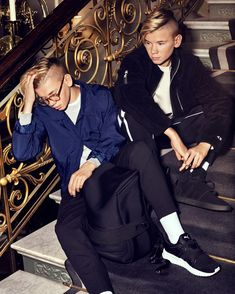 Hasil gambar untuk marcus and martinus photoshoot Fanny Photos, Cute 13 Year Old Boys, M Photos, Twin Boys, Handsome Boys, Hottest Photos, Funny Moments, My Boyfriend, My Idol
