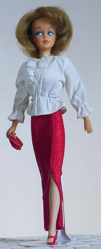Señorita Lili (Tressy). Outfit, not by Lili Ledy 2