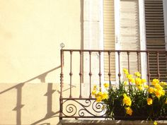 Vila-seca balcony
